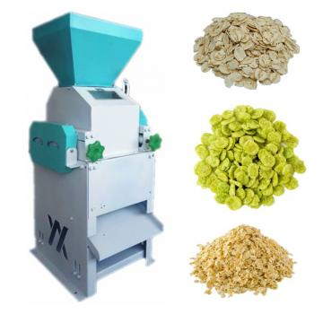 Puffed Snack Breakfast Cereal Corn Flakes Making Machine