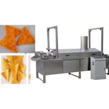 Automatic Puffed Core Filling Snack Food Extruder Machine