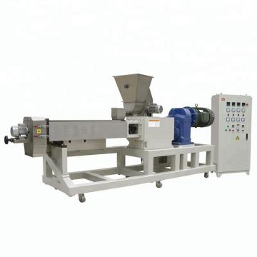 Puffed Corn Pops Snacks Food Extruder Making Processing Machine