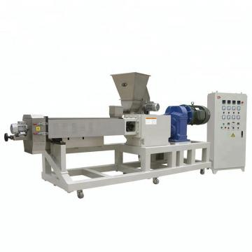 Double Screw Extruder Pet Food Machine