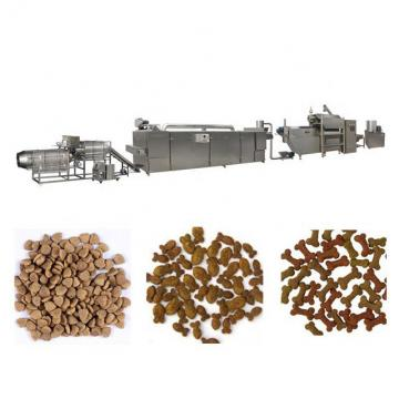 Pet Food Making Machine Dog Feed Extruder Machine/Double Screw Extruder