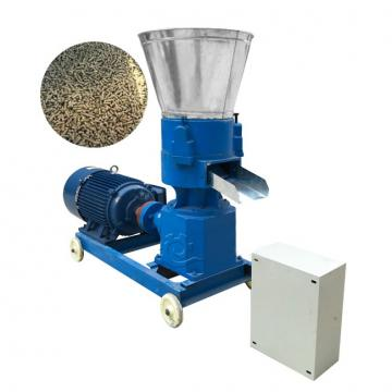 1.5 T/H Biofuel Pellet Machine with 90kw Motor