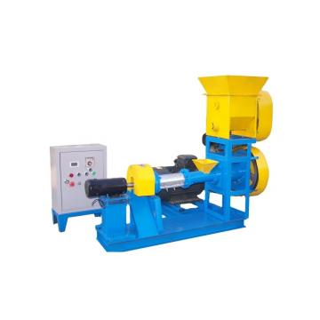 Floating Fish Feed Pellet Extruder Making Machine