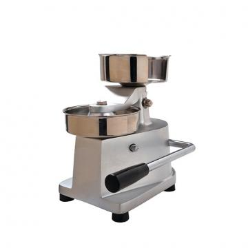 Automatic Metal Hamburger Patty Press Burger Forming Machine