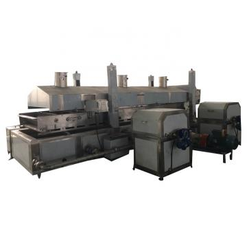 Continuous Potato Chips Fryers Banana Chips Vacuum Frying