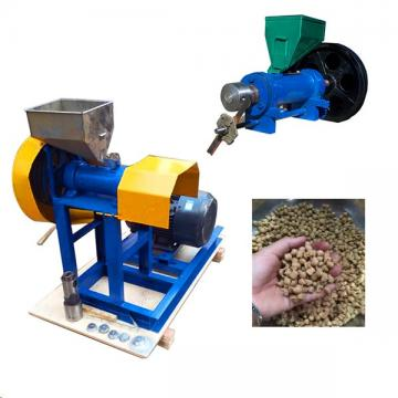 Tilapia Catfish Feed Fish Food Extruder Feed Pellet Making Machine Floating Fish Feed Production Plant Line