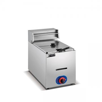 Food Machine Semi-Automatic Fryer for Chips Donut Samosa
