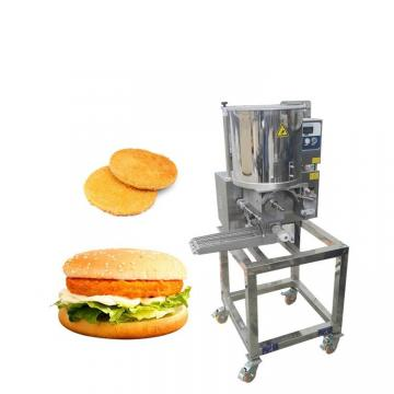 Small Burger Patty Molding Machine