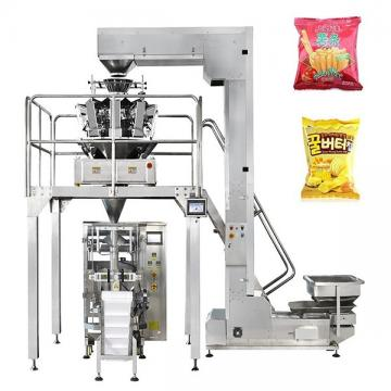Automatic Food Packing Weighing Packaging Machinery for Juice Powder