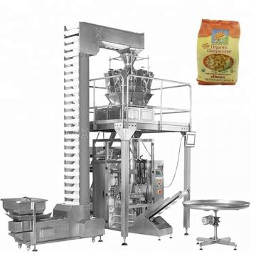 Automatic Food Granule Miscellaneous Grain Filling Machine Weighing and Packing Machine