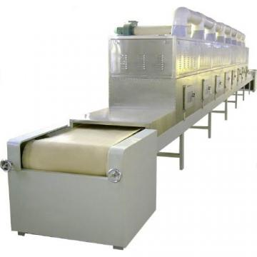 Large Industrial Continuous Microwave Conveying Belt Dryer