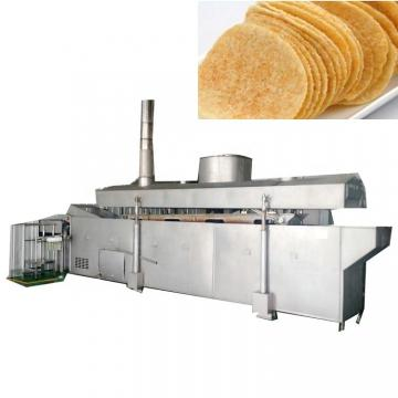 Automatic Instant Frozen Potato Chips Making Equipment