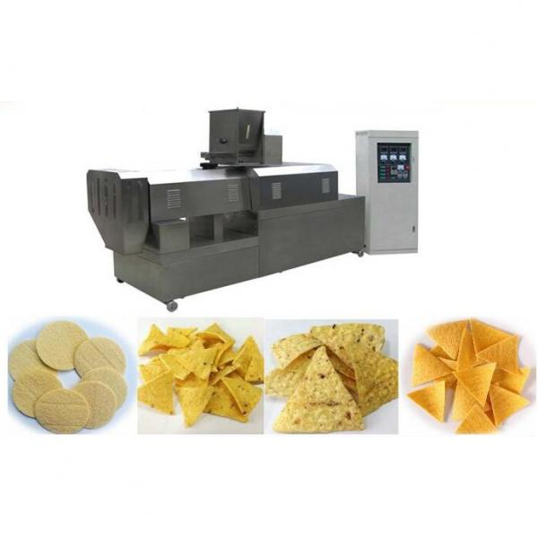 Industrial Breakfast Cereal Production Line Price Food Corn Flakes Making Machine #1 image