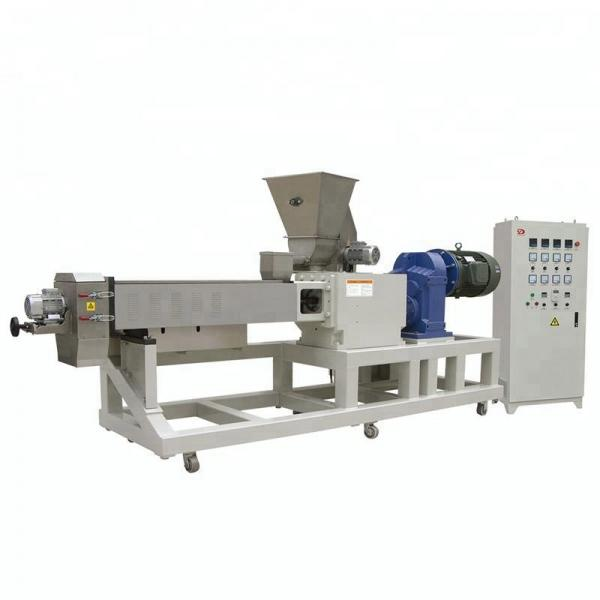 Stainless Steel Automatic Pet Food Extruder Machine #1 image