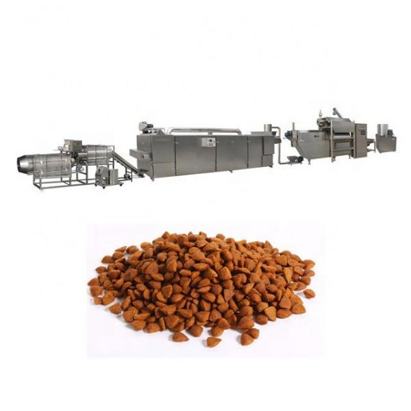 Dgp Series Pet Fish Food Pellet Feed Making Machine Pet Food Extruder Machine Pet Food Extruder Machine #1 image