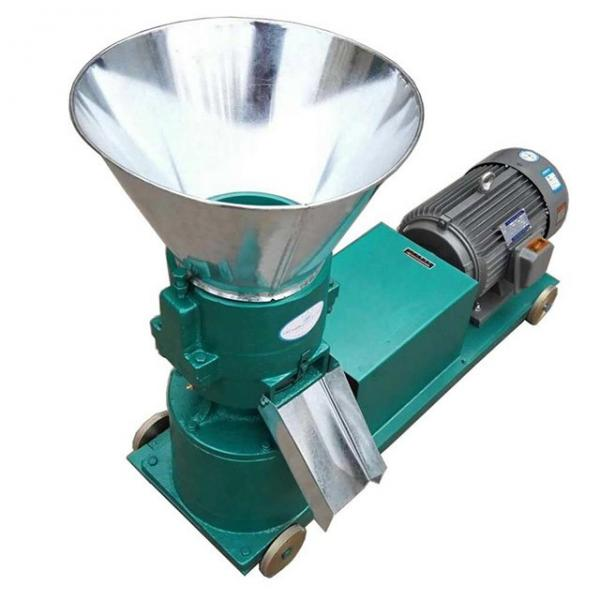 China Factory Price Automatic Floating Fish Feed Pellet Making Machine #1 image