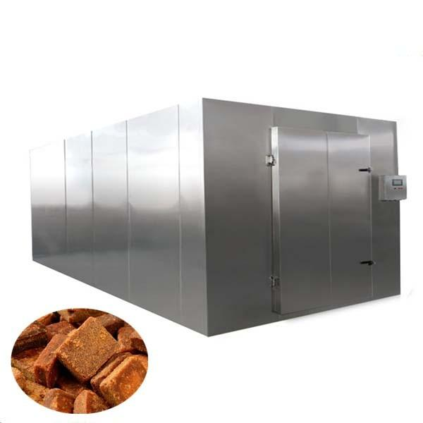 Floating Dryer Machine for Extruded Pet Food #1 image