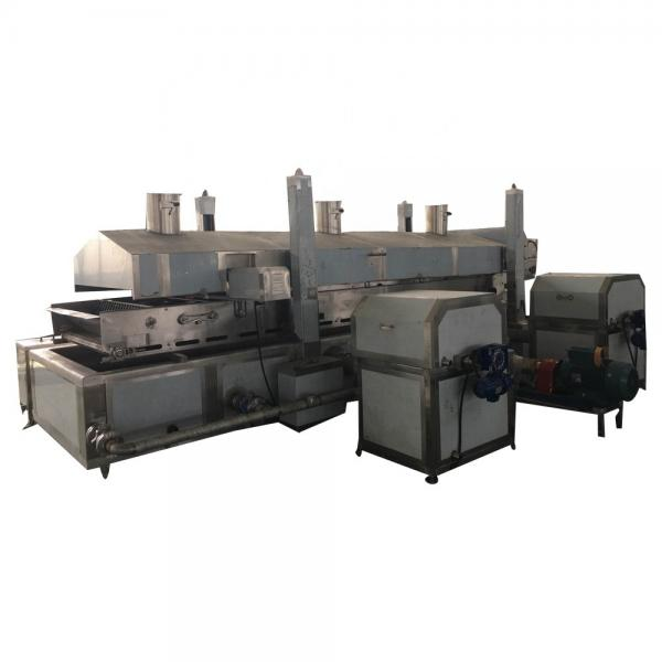 Continuous Potato Chips Fryers Banana Chips Vacuum Frying #1 image