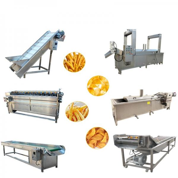industrial Frozen French Fries Machinery French Fries Making Machine #1 image