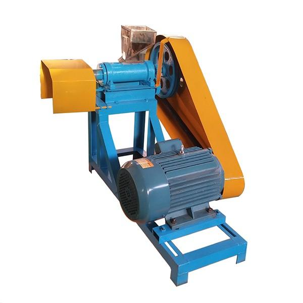 Floating Fish Pellet Mill Animal Poultry Feed Pellet Making Machine #1 image
