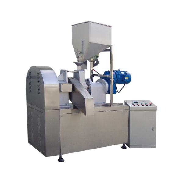 Fully Automatic Kurkure Cheetos Making Machine Twisties Nik Naks / Corn Curls / Cheetos / Fried Snack Food Extruder Making Machine From Jinan #1 image