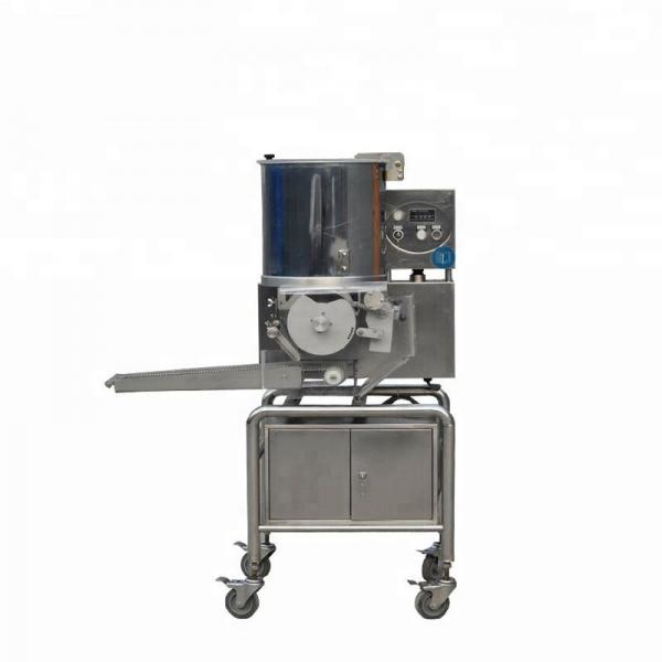 Hamburger Meat Patty Forming Machine/ Beef Chicken Nugget Forming Machine #1 image