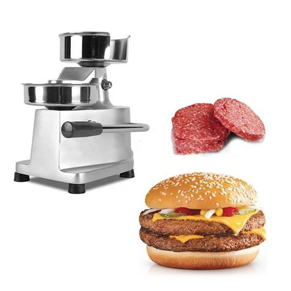 Large Type Meat Pie Burger Making Molding Production Line, Patty Maker #1 image