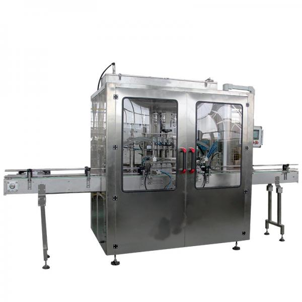Automatic 10 Heads Weighmetric Filling Machine with Packing Machine Jy-420A #1 image