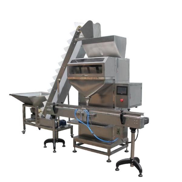 Automatic Spaghetti Noodle Weighing Packing Machine with Three Weighers (New design) #1 image
