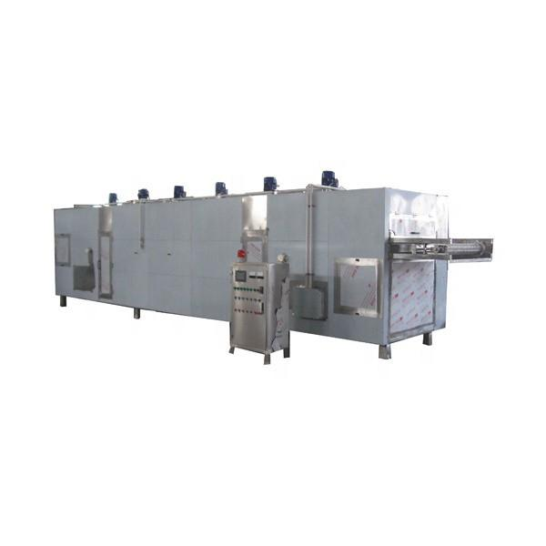 High Quality Ce Certificate Industrial Spice Conveyor Belt Microwave Dryer #1 image