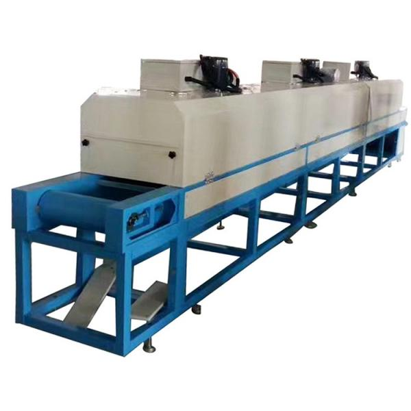 High Quality Ce Certificate Industrial Spice Conveyor Belt Microwave Dryer #3 image