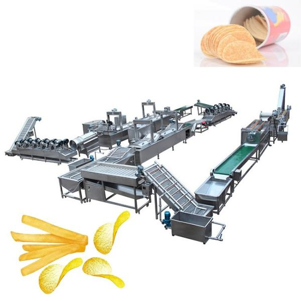Hot Sale Banana Chips Production Line Automatic Banana Chips Making Machine Price #1 image