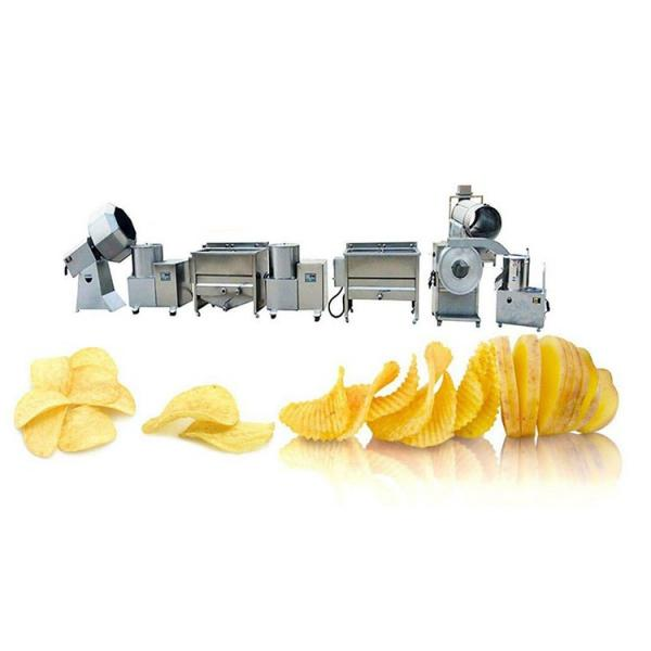 Hot Sale Banana Chips Production Line Automatic Banana Chips Making Machine Price #2 image