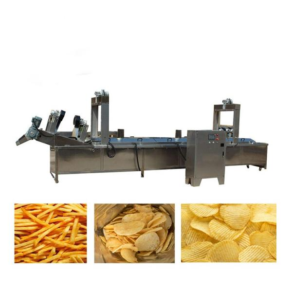 Pringle Chips Production Line (Pringles Chips making Machine) #3 image