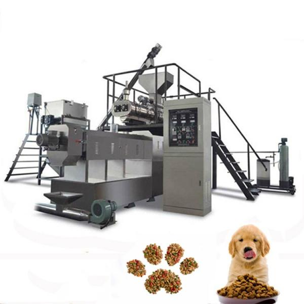 1 Ton Per Hour Turnkey Business Plan Small Animal Poultry Pet Food Pellet Processing Plant Project Uses Floating Fish Feed Pellet Production Line #2 image